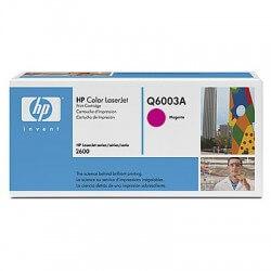 HP Q6003A Cartouche de toner LaserJet124A Magenta 2000 pages