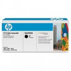 HP Q6000A Cartouche de toner LaserJet124A Noir 2500 pages