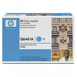 HP Q6461A Cartouche de toner Color LaserJet 644a Cyan 12000 pages