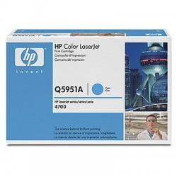 HP Cartouche de toner Color LaserJet 643A cyan 10000 pages