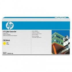 HP CB386A Tambour d'imagerie LaserJet 824A Jaune 23000 pages