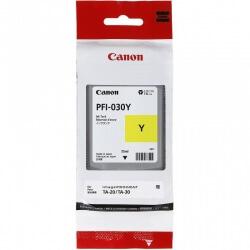 Canon PFI-030Y - jaune - originale - réservoir d'encre