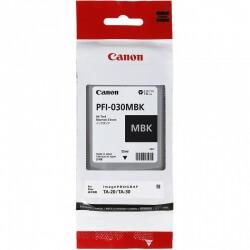 Canon PFI-030MBK - noir mat - originale - réservoir d'encre