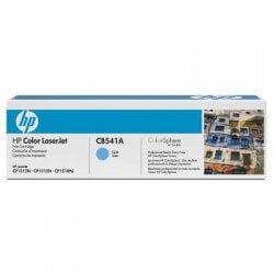HP CB541A Cartouche de toner LaserJet 125A Cyan 1400 pages