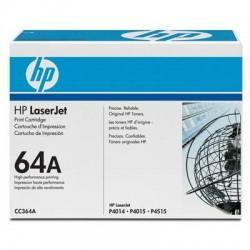 HP CC364A Cartouche de toner LaserJet64A Noir 10000 pages