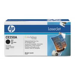 HP CE250A Cartouche de Toner Color LaserJet 504A Noir 5000 pages