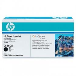 HP CE260A Cartouche de toner LaserJet 647A Noir 8500 pages