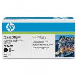 HP CE260X Cartouche de toner Color LaserJet 649X Noir 17000 pages