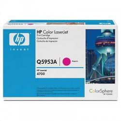 HP Cartouche de toner Color LaserJet 643A Magenta 10000 pages