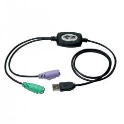 Minicom Tripp Lite USB to PS/2 Adapter