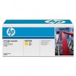 HP CE272A Cartouche de toner LaserJet 650A Jaune 15000 pages