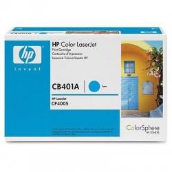 HP CB401A Cartouche de toner LaserJet 642A Cyan 7500 pages