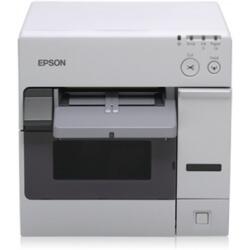 Epson TM C3400 Imprimante d'étiquettes couleur jet d'encre 108 mm (largeur) LAN