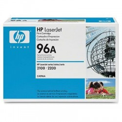 HP C4096A Cartouche de toner LaserJet 96A Noir 5000 pages
