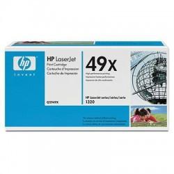 HP Q5949X Cartouche de toner LaserJet49X Noir 6000 pages