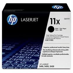 HP Q6511X Cartouche de toner LaserJet11X Noir 12000 pages