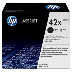 HP Q5942X Cartouche de toner LaserJet42X Noir 20000 pages