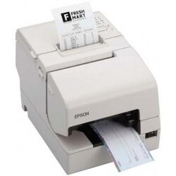 Epson TM H6000IV Imprimante à reçu monochrome thermique en ligne/matricielle - 230 x 297 mm, Rouleau (7,95 cm) USB, série
