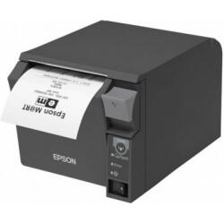 Epson TM T70II - Imprimante à reçu - monochrome - thermique en ligne - Rouleau (8 cm) USB, série