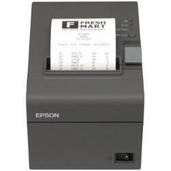 Epson TM T20II - Imprimante à reçu - monochrome - thermique en ligne - Rouleau (8 cm) USB, LAN