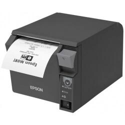 Epson TM T70II Imprimante à reçu monochrome thermique en ligne Rouleau (7,95 cm) USB 2.0, série