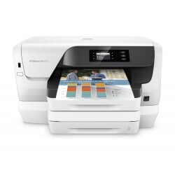 HP Officejet Pro 8218 Imprimante jet d'encre couleur Recto-verso A4