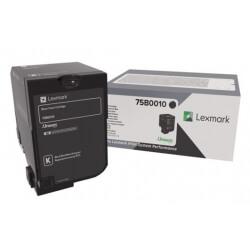 lexmark cartouche de toner noir - 13000 pages