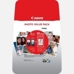 canon - pg-560xl 400 pages /cl-561xl 300 pages