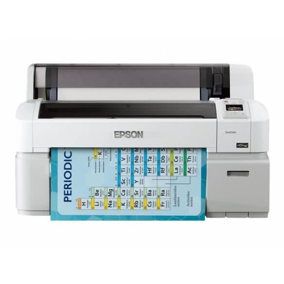 """Epson SureColor SC-T3200 avec support 24"""" imprimante grand format couleur jet d'encre Rouleau A1 (61,0 cm)"""