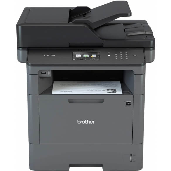 Brother DCP-L5500DN multifonction laser noir et blanc recto-verso 3-1 (photo)
