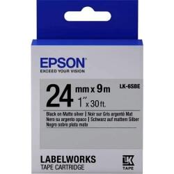 Epson LabelWorks LK-6SBE - bande d'étiquettes