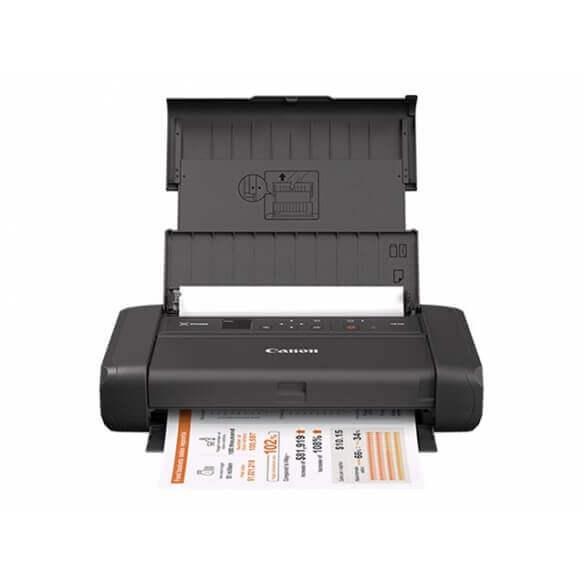 Canon PIXMA TR150 - imprimante - couleur - jet d'encre avec batterie