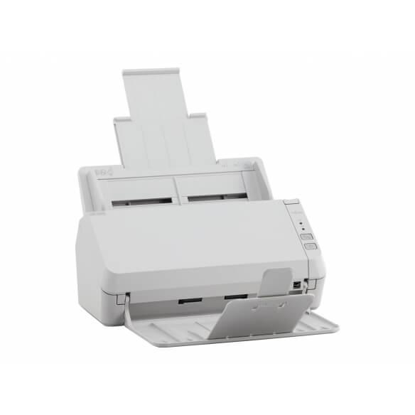 Fujitsu SP-1130N - scanner de documents - modèle bureau - Gigabit LAN, USB 3.2 Gen 1x1