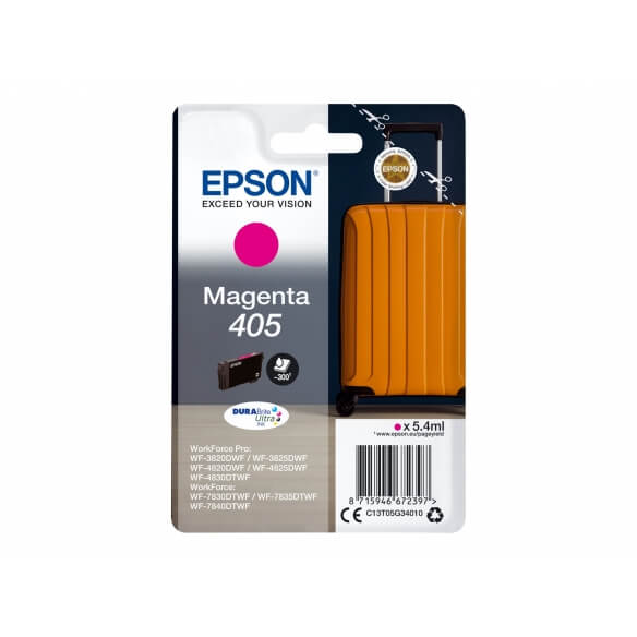 Epson 405 magenta cartouche d'encre d'origine