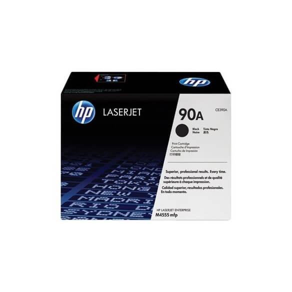 HP Cartouche d'encre noire LaserJet90A