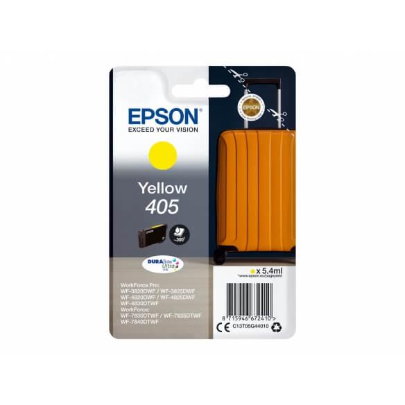 Epson 405 jaune cartouche d'encre d'origine
