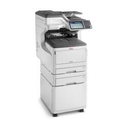 Photocopieur couleur professionnel OKI MC883 reseau recto verso automatique
