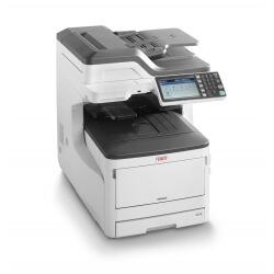 Photocopieur couleur professionnel OKI MC883 reseau recto verso automatique 1 magasin papier A3 ou A4