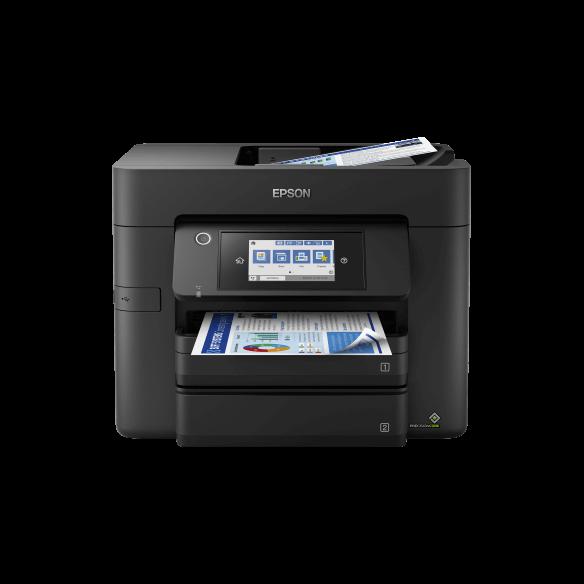 Epson WorkForce Pro WF-4830DTWF Imprimante Multifonction recto verso A4