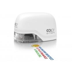 Colop e-mark - Tampon numérique blanc