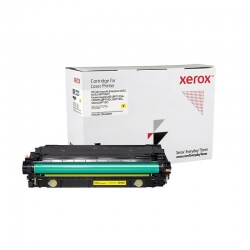 Cartouche de toner jaune Xerox Everyday haute capacité pour imprimante Color LaserJet Enterprise M552, M553, MFP M577...