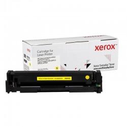 Cartouche de toner jaune Xerox Everyday haute capacité pour imprimante Color LaserJet Pro M252, MFP M274, M277...