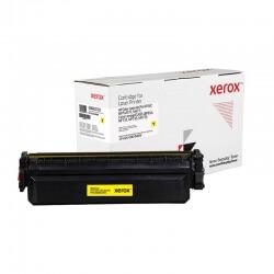 Cartouche de toner jaune Xerox Everyday haute capacité pour imprimante Color LaserJet Pro M452, MFP M377, M477...