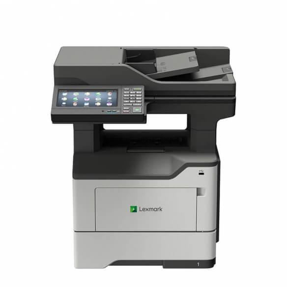 Multifonction laser monochrome (noir et blanc) Lexmark MB2650adwe - A4, recto-verso, wifi