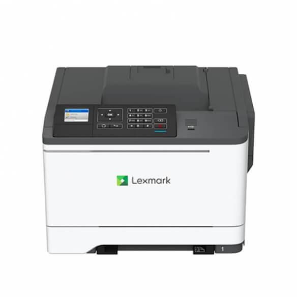 Imprimante laser couleur Lexmark CS421dn - A4, recto-verso, wifi