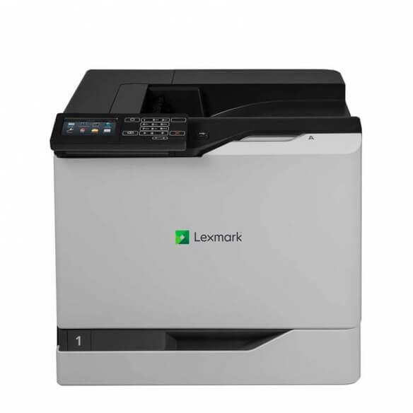 Imprimante laser couleur Lexmark CS827de - A4, recto-verso, wifi
