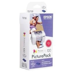 Epson T573 Pack cartouche d'encre (C,M,J,N)