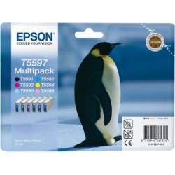 Epson T5597 pack cartouche d'encre