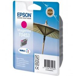 """Epson T0453""""Parasol"""" Cartouche d'encre Magenta"""
