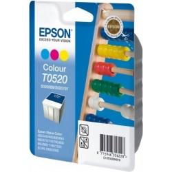 """Epson T052 """"Boulier"""" - Cartouche d'encre couleur (Cyan,Magenta,Jaune)"""